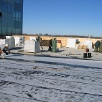 Hot Rubberized Waterproofing by Algoma Contractors of Hamilton Stoney Creek