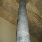 carbon fibre column wrapping by Algoma Contractors Hamilton and Stoney Creek