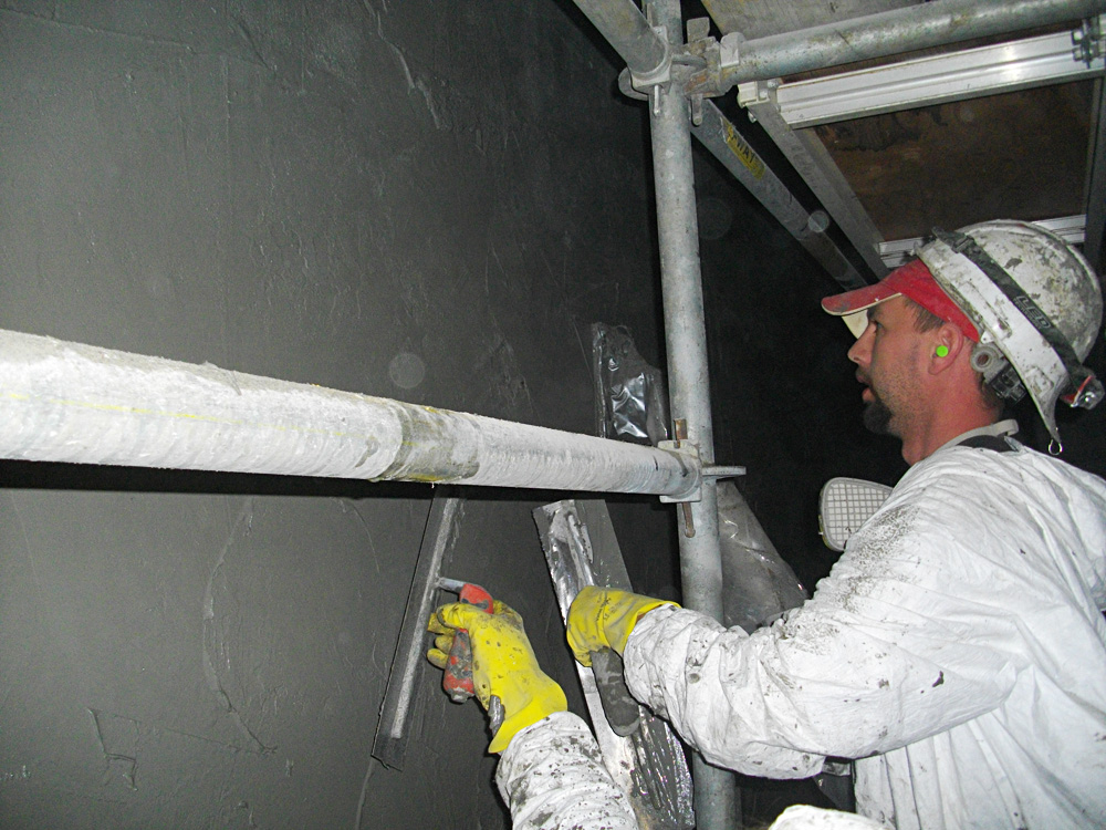 protective coatings by Algoma Contractors Hamilton Stoney Creek